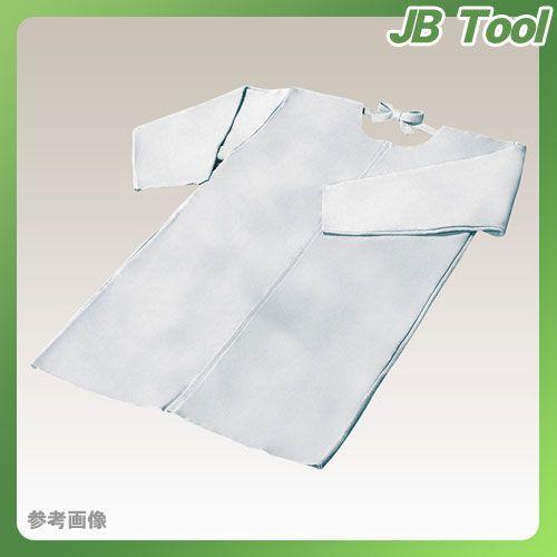 大中産業 床革袖付エプロン 3Lサイズ AP-50