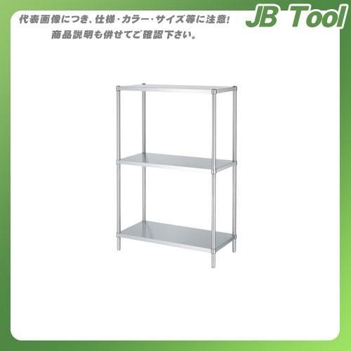 【直送品】【受注生産】シンコー ステンレスラック 1788×888×1800 RBN3-18090