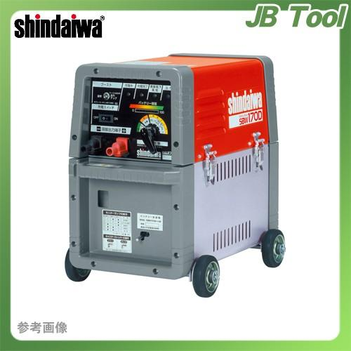 直送品 新ダイワ工業 バッテリー溶接機 SBW170D-MF