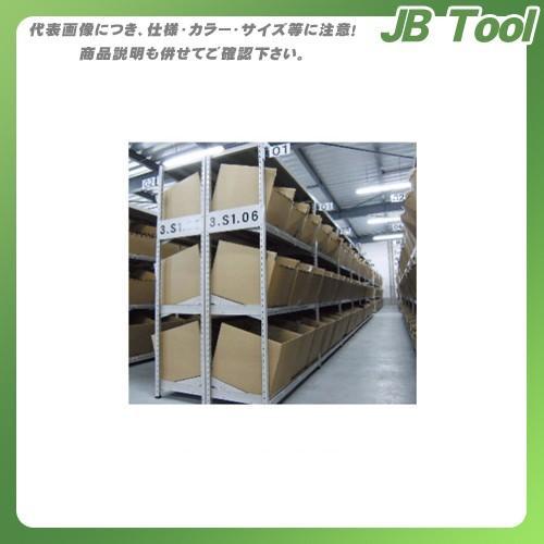【運賃見積り】【直送品】サカエ SAKAE 傾斜棚 傾斜棚 単体タイプ H1800×W1500 アイボリー WSKT1815L04T