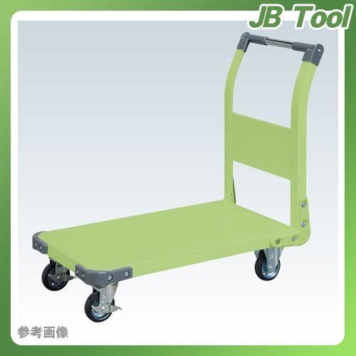 直送品 サカエ SAKAE 特製四輪車 TAN-22