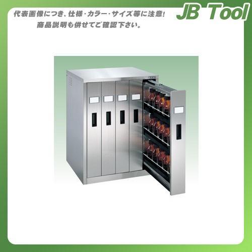 【直送品】サカエ ステンレス薬品保管庫 SU-5BS