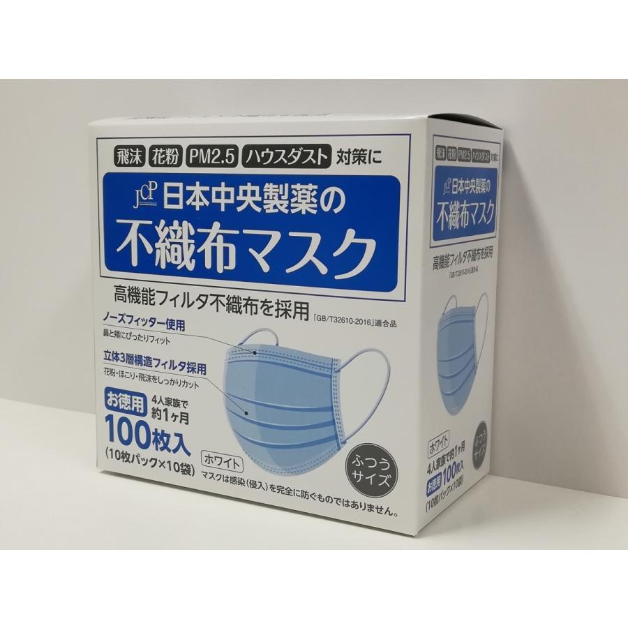 日本中央製薬の不織布マスク|jcp-healthy-life|04