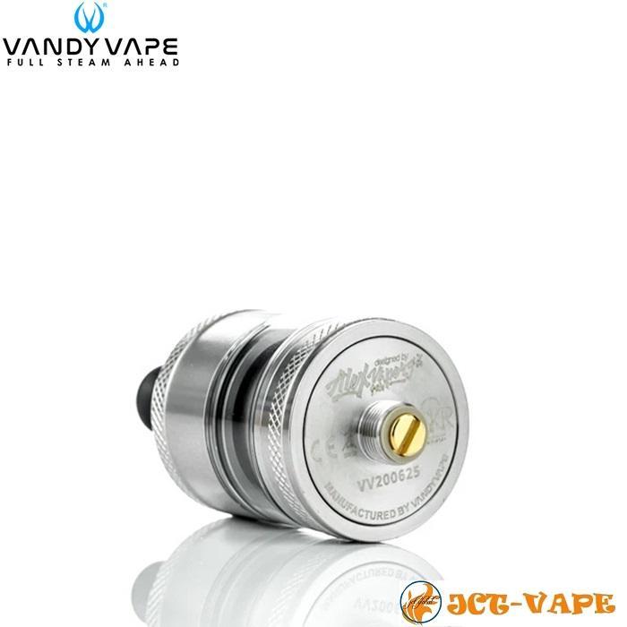 Vandy Vape Berserker V2 MTL RTA D24mm バンディー ベープ バーサーカー アトマイザー 電子タバコ jct-vape 15