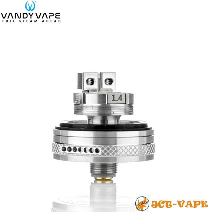 Vandy Vape Berserker V2 MTL RTA D24mm バンディー ベープ バーサーカー アトマイザー 電子タバコ jct-vape 16