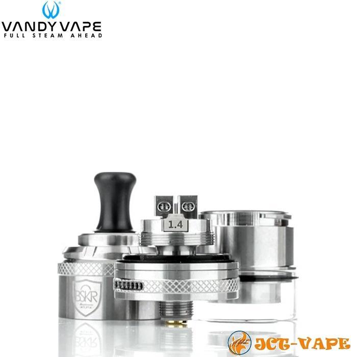 Vandy Vape Berserker V2 MTL RTA D24mm バンディー ベープ バーサーカー アトマイザー 電子タバコ jct-vape 18