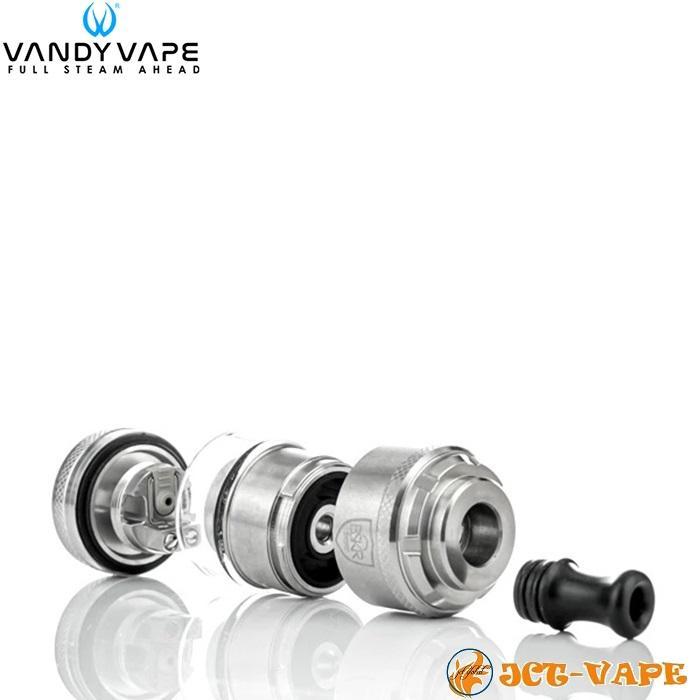 Vandy Vape Berserker V2 MTL RTA D24mm バンディー ベープ バーサーカー アトマイザー 電子タバコ jct-vape 19