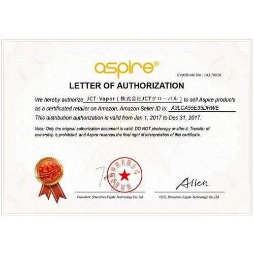 Aspire Cleito K4 用 0.27Ω/0.4Ω/0.2Ωコイル 5個セット 交換コイル 送料無料 電子タバコ|jct-vape|05