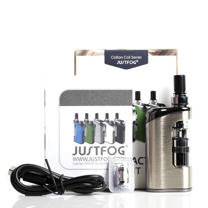 JUSTFOG COMPACT14 Starter Kit 電子タバコ VAPE jct-vape 09