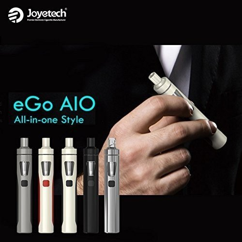 Joyetech eGo AIO Kit エゴ アイオ  すぐに使えるリキッド+日本語説明書付 スターターキット 送料無料  電子タバコ jct-vape 06