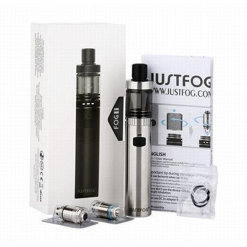 FOG1 JUSTFOG すぐに使えるリキッド付スターターキット 送料無料  電子タバコ|jct-vape|02