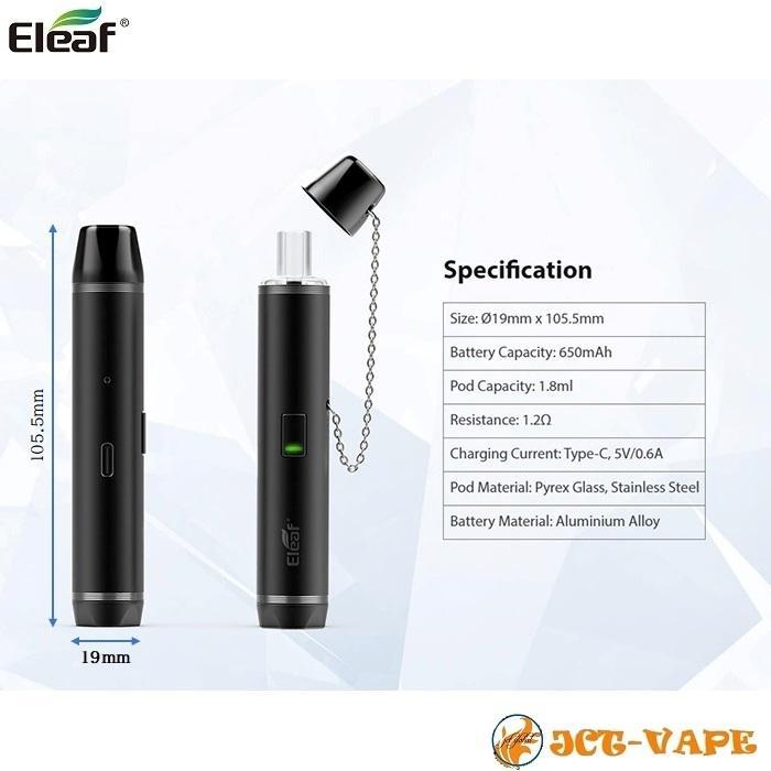 Eleaf Glass Pen スターターキット 軽量 スティックタイプ 電子タバコ VAPE|jct-vape|12