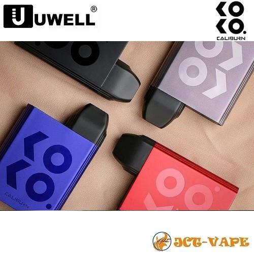 UWELL CALIBURN KOKO カリバーン ココ PODシステム ボタンなしで吸える 電子タバコ|jct-vape|07
