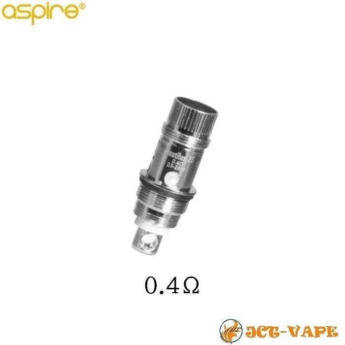 Aspire Nautilus2S Replacement coil 0.4ohm mesh 0.7ohm アスパイア ノーチラス2S  交換コイル 5個セット 電子タバコ jct-vape 05