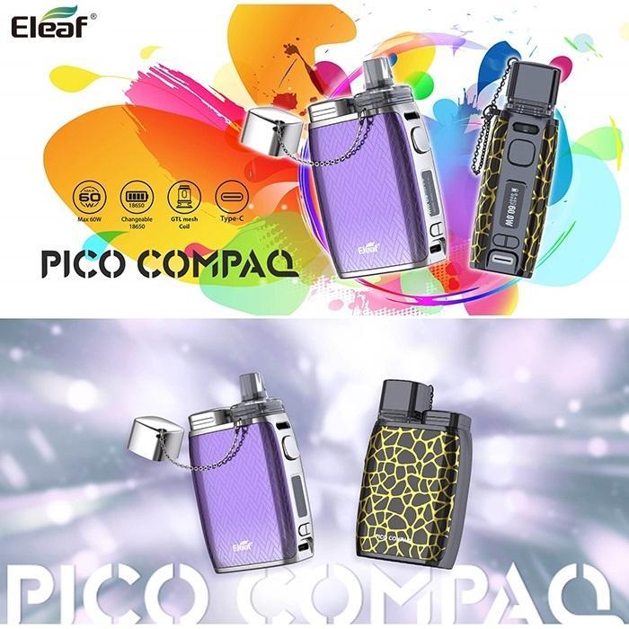 Eleaf PICO COMPAQ Starter Kit 電子タバコ VAPE|jct-vape|02