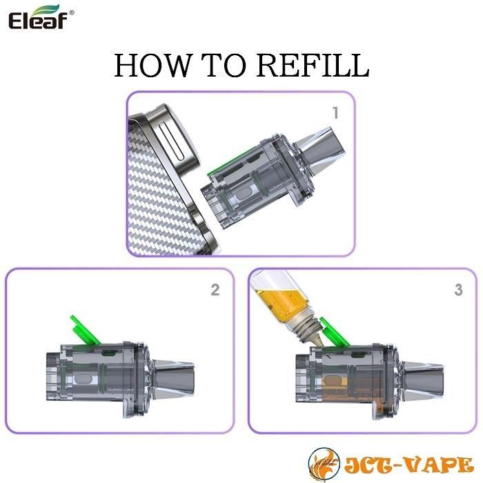 Eleaf PICO COMPAQ Starter Kit 電子タバコ VAPE|jct-vape|06