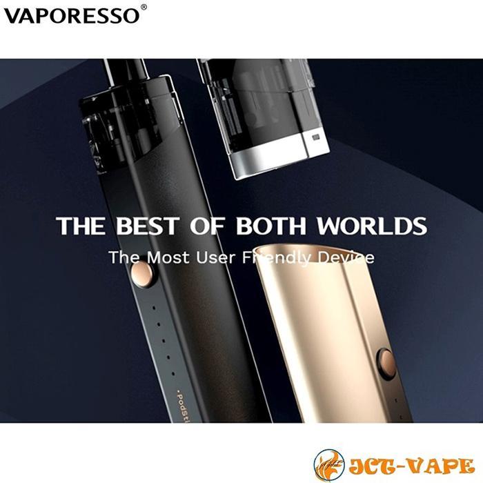 VAPORESSO Podstick スターターキット ベポレッソ バポレッソ 電子タバコ VAPE jct-vape 02