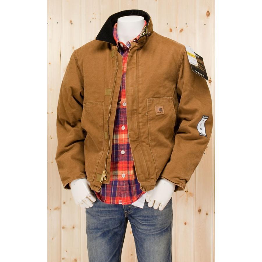 sprzedaż online wyprzedaż w sprzedaży przystępna cena カーハート(Carhartt)-J22 Sandstone Traditional Jacket :carhartt-j22:JEANS ネシ -  通販 - Yahoo!ショッピング