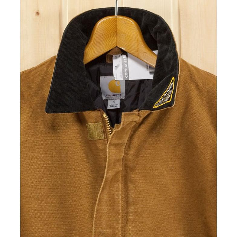 najtańszy taniej 100% jakości カーハート(Carhartt)-J22 Sandstone Traditional Jacket ...