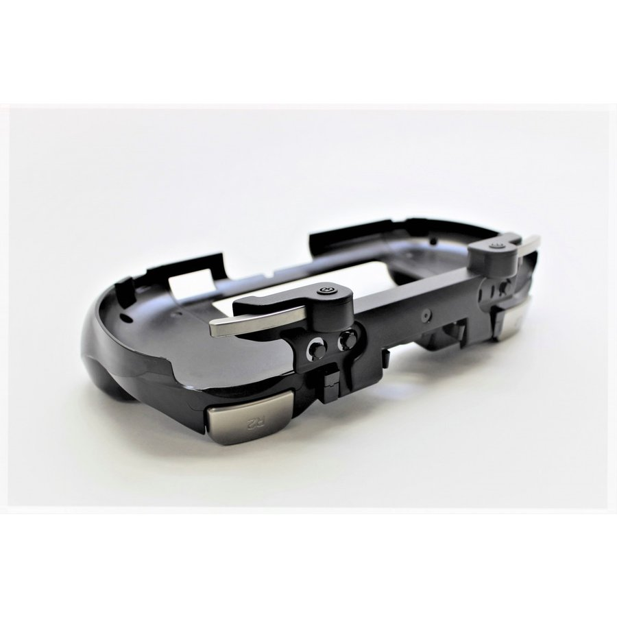 PSVita-2000型用 前面背面タッチパッド対応型L2/R2ボタン搭載グリップカバー|jecom-online|03