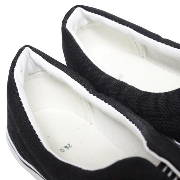 スリッポン メンズ 黒 白 ブラック ホワイト 紳士 靴 770|jefferywest|03