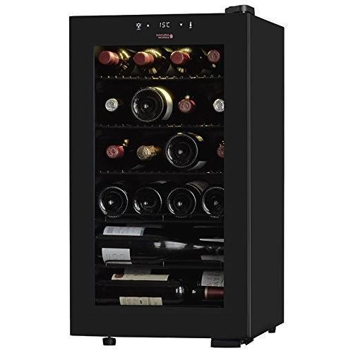 さくら製作所 ZERO CLASS Smart 低温冷蔵ワインセラー 22本収納 SB22