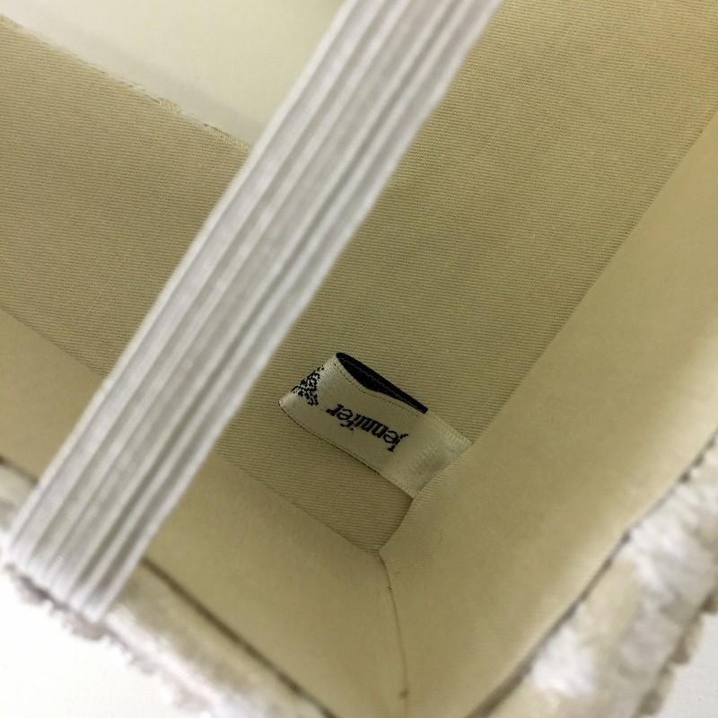 ジェニファーテイラー ティッシュボックスカバー ケース 収納 布 布張り 高級 おしゃれ かわいい エステ ネイル raffine-WH  Jennifer Taylor 32945TB|jennifertaylor|06