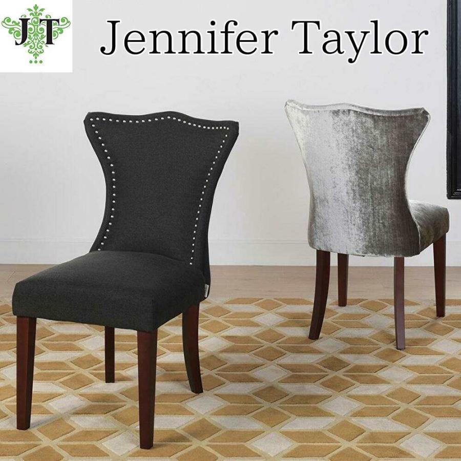 ジェニファーテイラー サイドチェア イス 椅子 布 布張り 高級 おしゃれ Lorena 978  Jennifer Taylor 36011CH-978 jennifertaylor