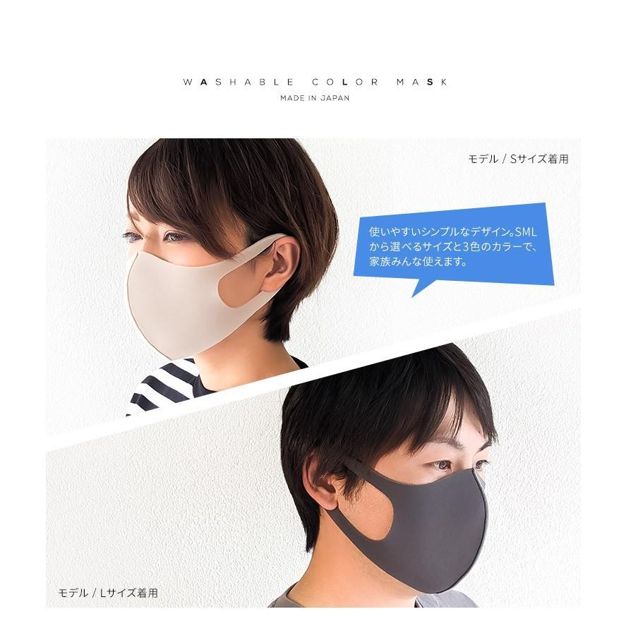 マスク 日本製 洗える 秋 冬用 ウィルス ウレタン ナイロン 在庫あり 個包装 UVカット 防塵 花粉 ウイルス 飛沫防止 大人 子ども メンズ レディース ジュニア|jerico|02