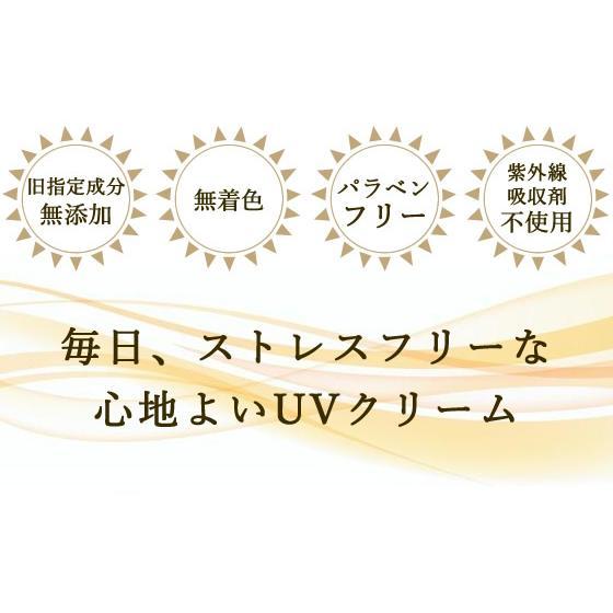 ミネランス UVクリーム SPF25 PA++ 30ml jes-mineral-honpo 03