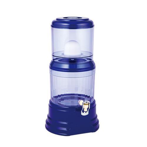 雫(しずく)タンク式 ミネラル創水器  jes-mineral-honpo