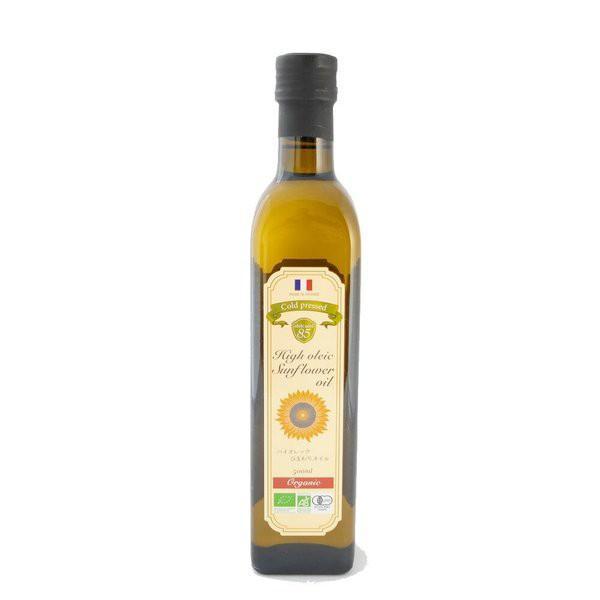 ハイオレック ひまわりオイル 500ml オレイン酸85%以上配合 食用油|jes-mineral-honpo|03