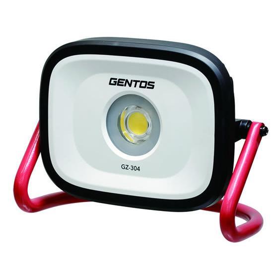 ジェントス/LED投光器/GZ-304