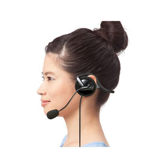 サンワサプライ/USBヘッドセット/MM-HSU05BK|jetprice|03