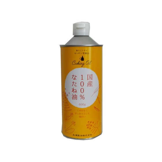 米澤製油/国産100% なたね油 [春吉屋仕様]缶 jetprice