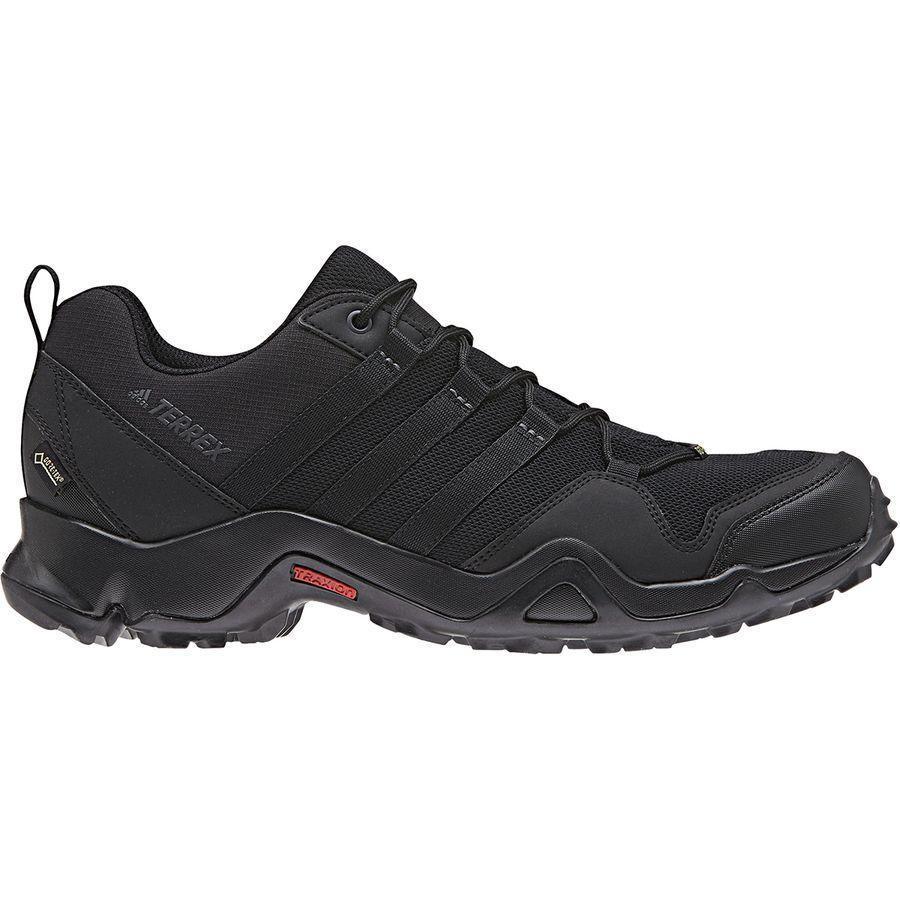 (取寄)アディダス メンズ アウトドア テレックス AX2R Gtx ハイキングシューズ Adidas Men's Outdoor Terrex AX2R GTX Hiking Shoe Black/Black/Grey Five