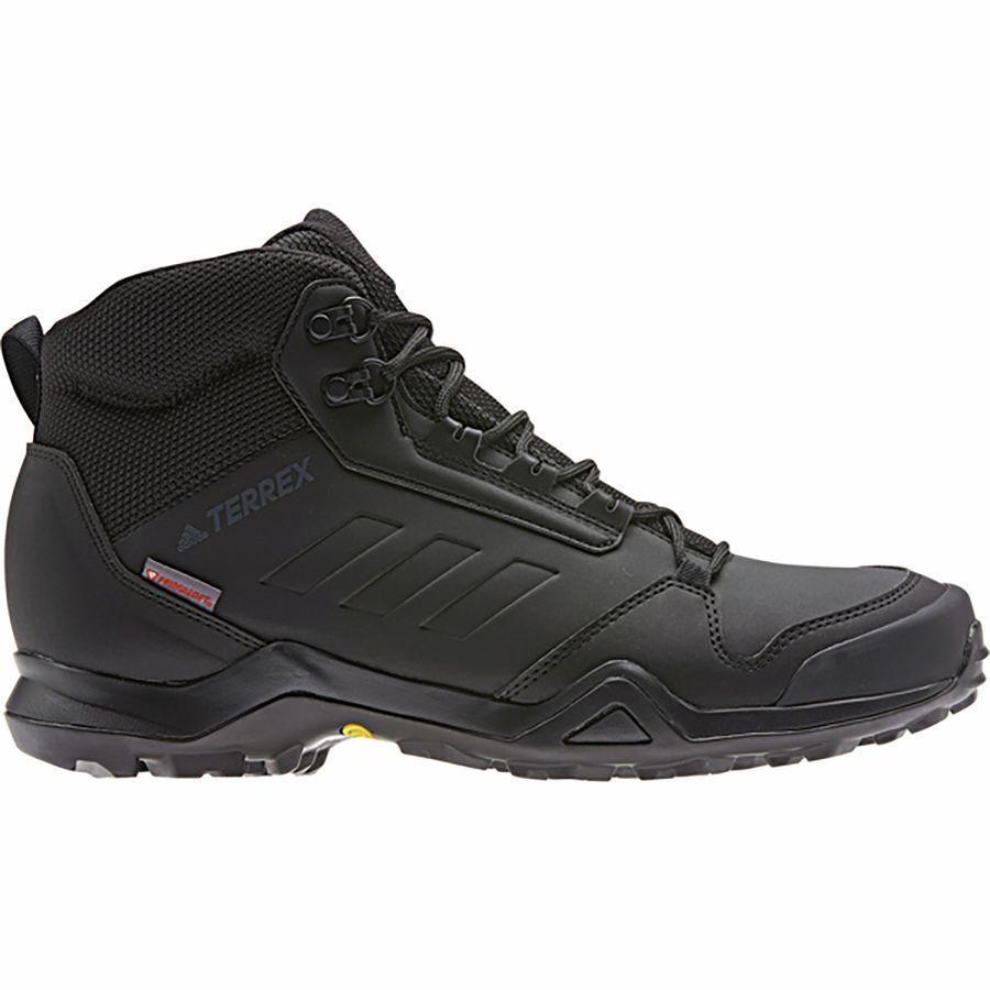 (取寄)アディダス メンズ アウトドア テレックス AX3ビーター CW ミッド ブーツ Adidas Men's Outdoor Terrex AX3 Beta CW Mid Boot Black/Black/Grey Five