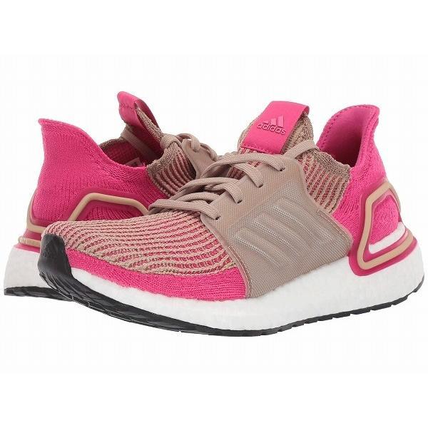 日本初の (取寄)アディダス レディース ウルトラブースト 19 ランニングシューズ adidas Women Ultraboost 19Trace Khaki/Real Magenta/Shock Pink, ショップネフト 466c034b