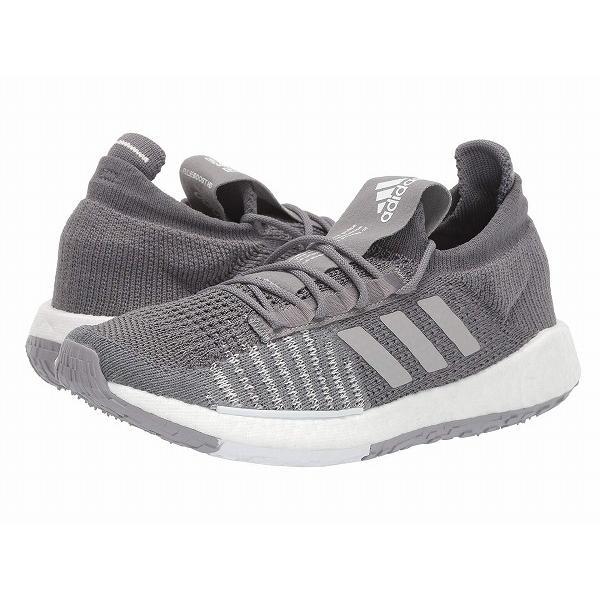 超可爱の (取寄)アディダス レディース パルスブースト HDランニングシューズ Two/Footwear adidas Women adidas PulseBOOST HDGrey Three HDGrey/Grey Two/Footwear White, 相馬グリーン:8c8d39c7 --- airmodconsu.dominiotemporario.com