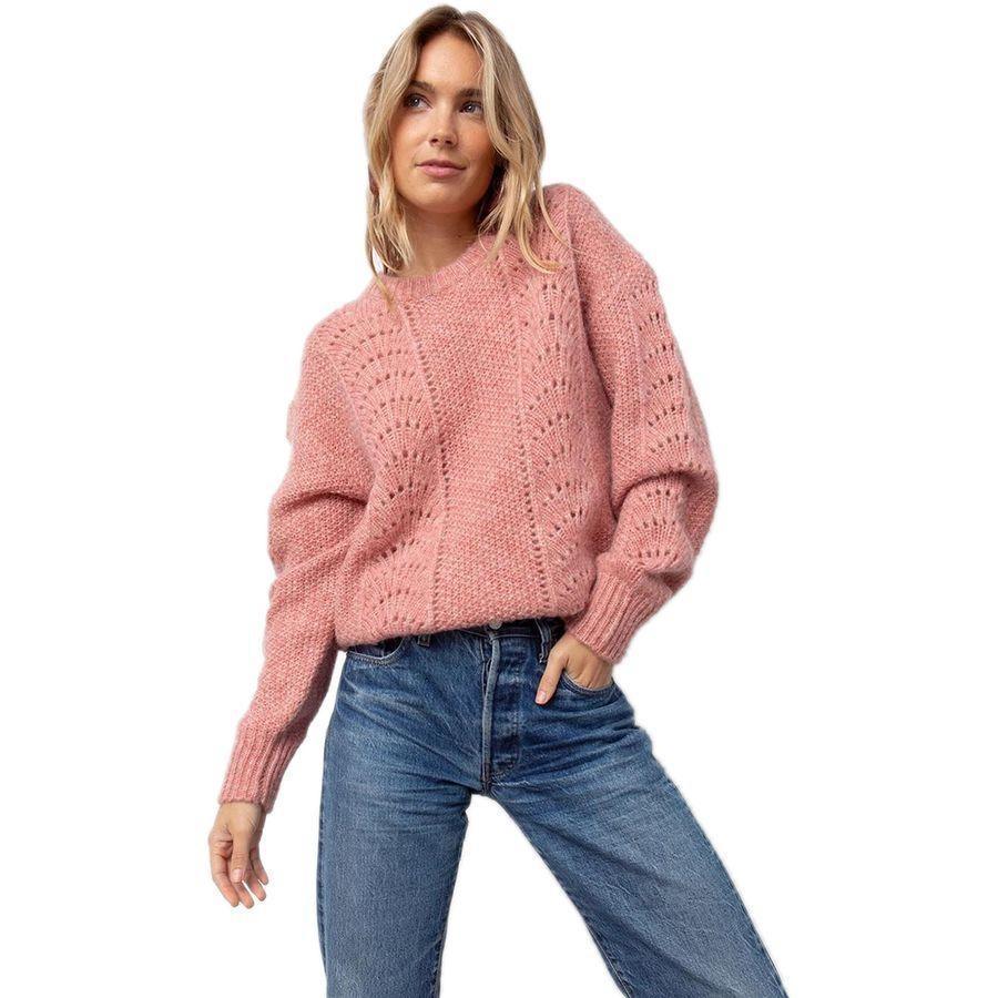 特別価格 (取寄)レイルズ レディース マラ セーター Rails Rails Women Women Mara Mara Sweater Rose, ドリンクマン:17f01a31 --- theroofdoctorisin.com