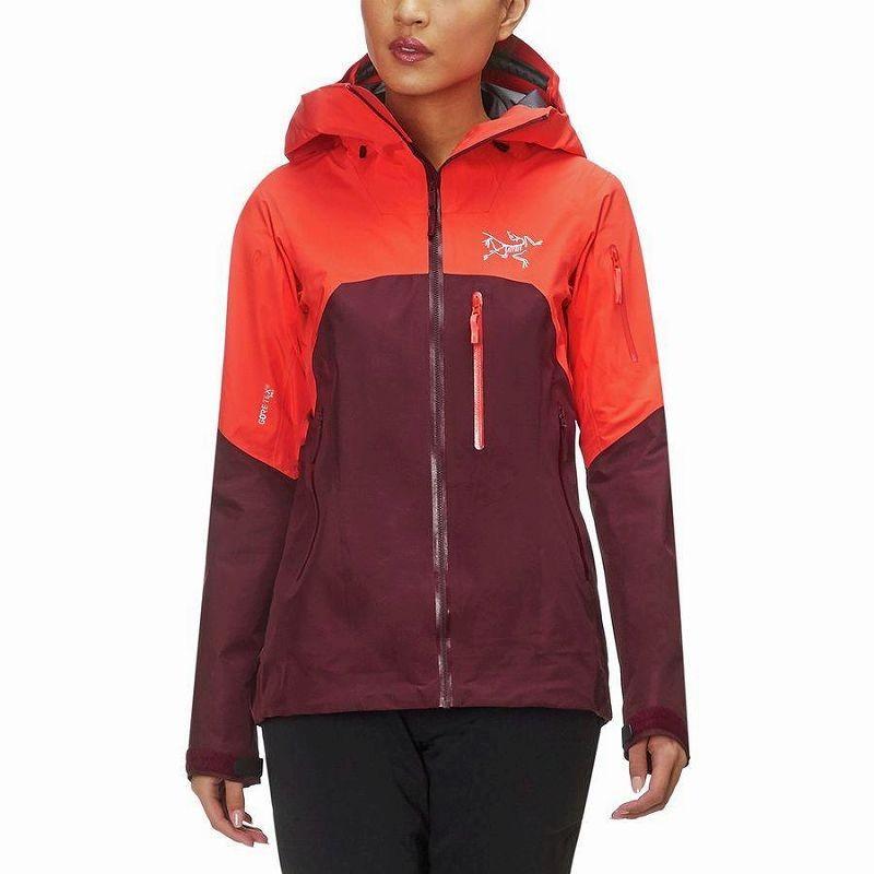 格安販売の (取寄)アークテリクス レディース シャシュカ ジャケット Arc'teryx Women Shashka Jacket Crimson Aura, 見てね価格BAMBOO 4c410834
