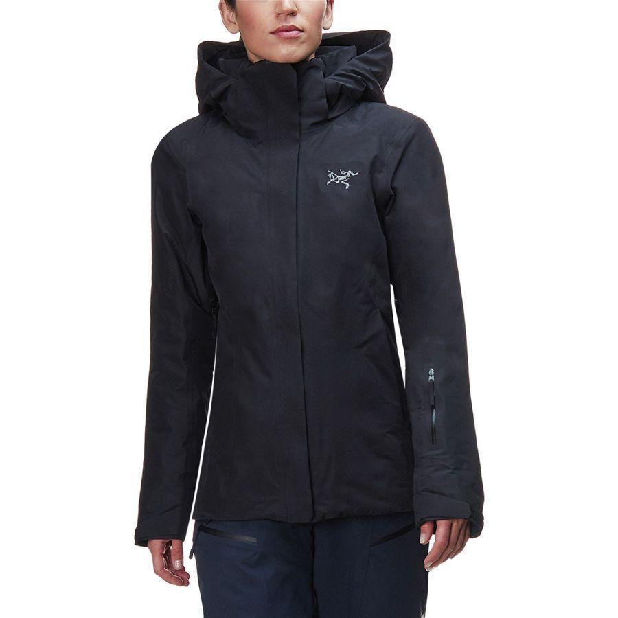 卸売 (取寄)アークテリクス Andessa レディース Andessa インサレーテッド Andessa ジャケット Jacket Arc'teryx Women Andessa Insulated Jacket Black, シューズGARAGE スニーカーブーツ:77520986 --- airmodconsu.dominiotemporario.com