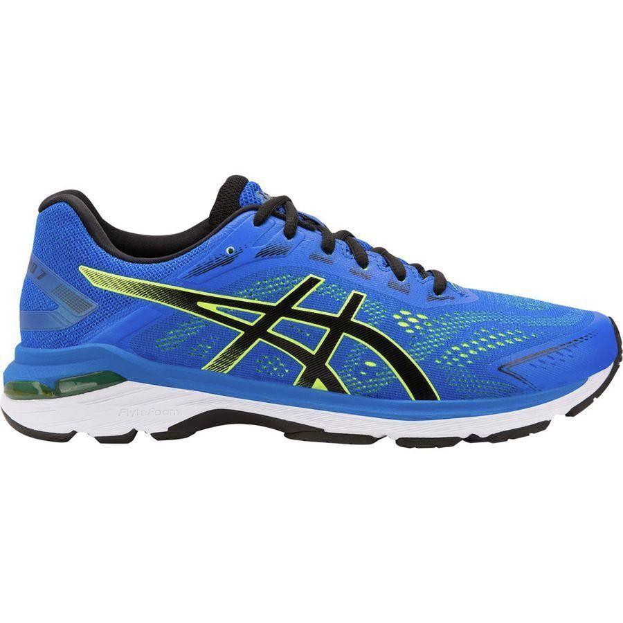 (取寄)アシックス メンズ GT-20007 ランニングシューズ Asics Men's GT-2000 7 Running Shoe Illusion 青/黒