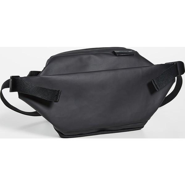 人気 (取寄)コートエシエル イサラウ スモール オブシディアン ウェスト バッグ Cote & Ciel Isarau Small Obsidian Waist Bag Black, 日本農業システム 2ca19e18