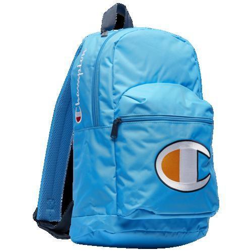 (取寄)チャンピオン スーパーサイズ 2.0 バックパック Champion Supercize 2.0 Backpack Light 青 Active 青 白い