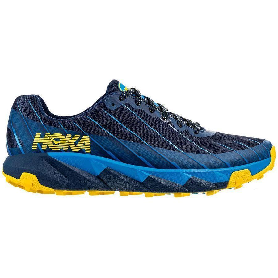 最安値 (取寄)ホカ オネ オネ メンズ トレント トレイルランニングシューズ HOKA ONE ONE Men's Torrent Trail Running Shoe Moonlit Ocean/Dresden Blue, エクステリアのキロ e79aab0c