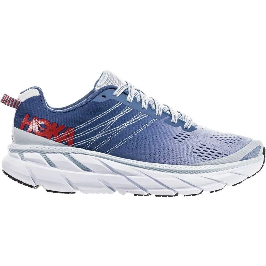正規品 (取寄)ホカ オネ オネ レディース Plein クリフトン 6 Shoe ランニングシューズ HOKA ONE Running ONE Women Clifton 6 Running Shoe Plein Air/Moonlight Blue, Import Brand Diana:d1dde360 --- airmodconsu.dominiotemporario.com
