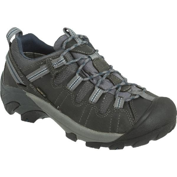 (取寄)キーン メンズ ターギー 2ハイキングシューズ KEEN Men's Targhee II Hiking Shoe Gargoyle/Midnight Navy