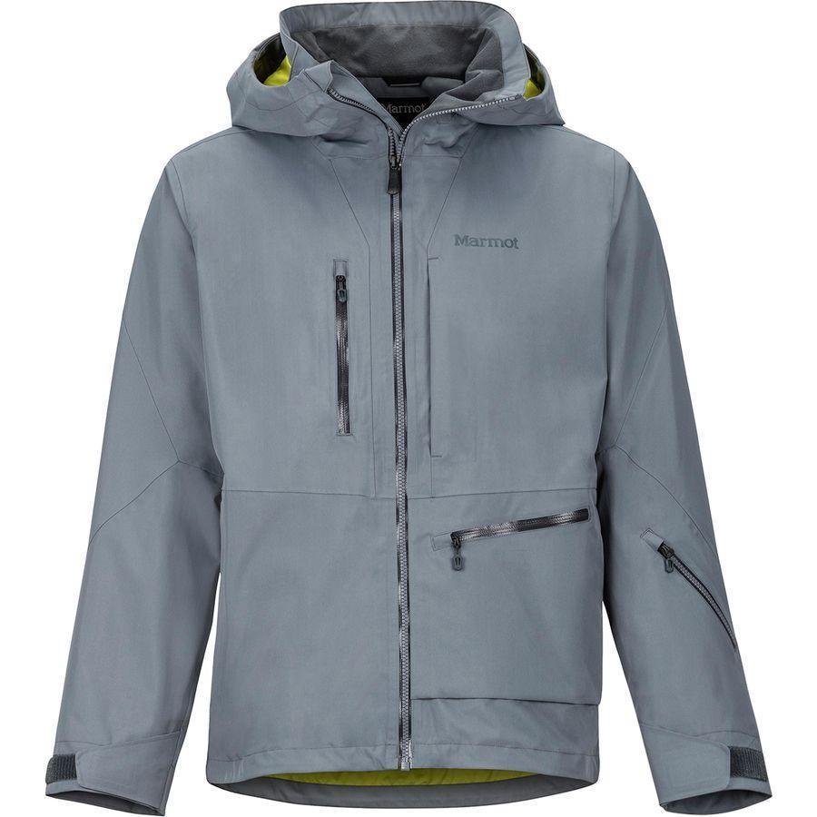 新しいスタイル (取寄)マーモット メンズ レフュージ ジャケット Marmot Men's Refuge Jacket Steel Onyx, AFRESHFEELING 6a505560