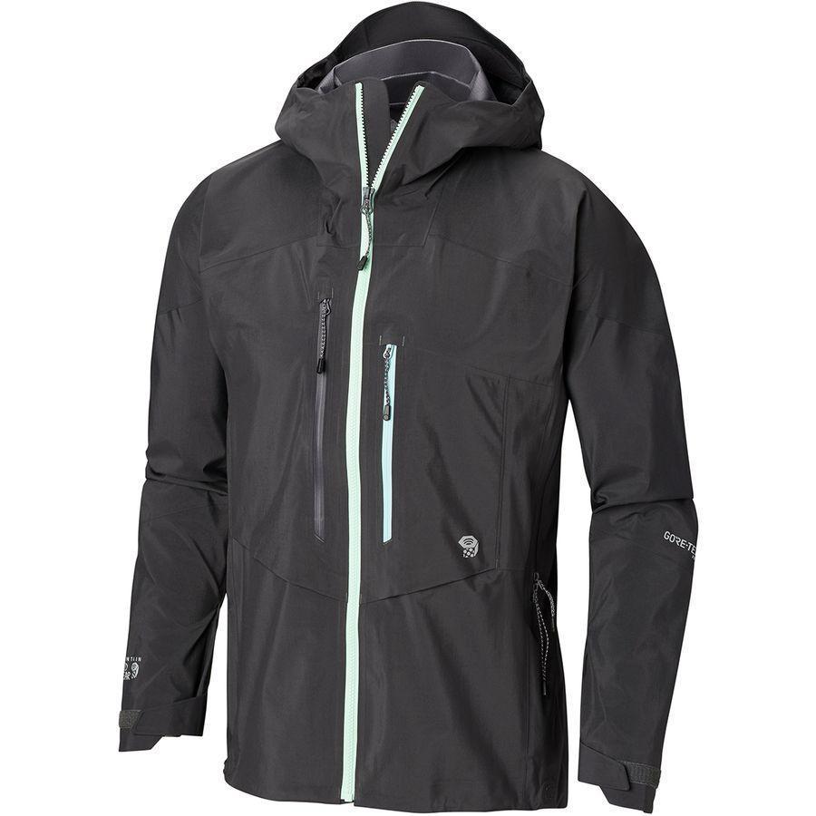 (取寄)マウンテンハードウェア メンズ エクスポージャー/ 2 Gore-texプロ ジャケット Mountain Hardwear Men's Exposure/2 Gore-tex Pro Jacket Void